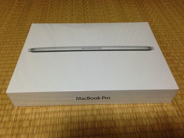 macbookproの写真
